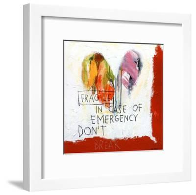 Fragile--Framed Art Print