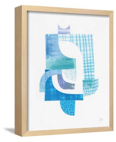 Fragments III-Melissa Averinos-Framed Art Print