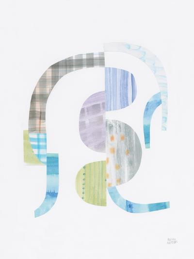 Fragments V-Melissa Averinos-Art Print