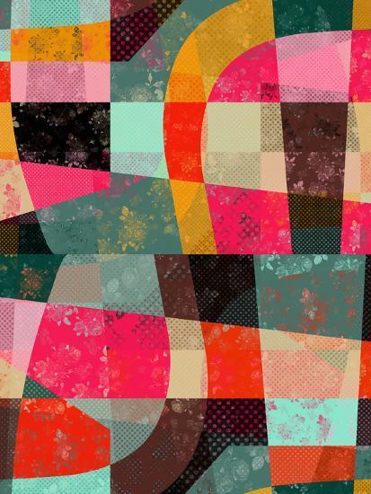 Fragments Xi-Susana Paz-Art Print