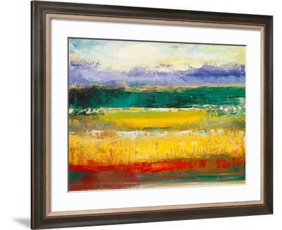 Fragrance of August-Jane Morten-Framed Art Print