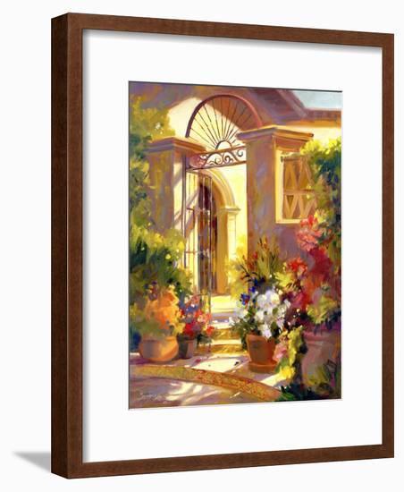 Fragrant Entrance-Betty Carr-Framed Art Print