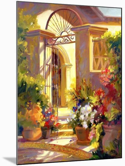 Fragrant Entrance-Betty Carr-Mounted Premium Giclee Print