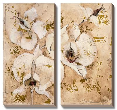 Fragrant Snow I-Elizabeth Jardine-Canvas Art Set