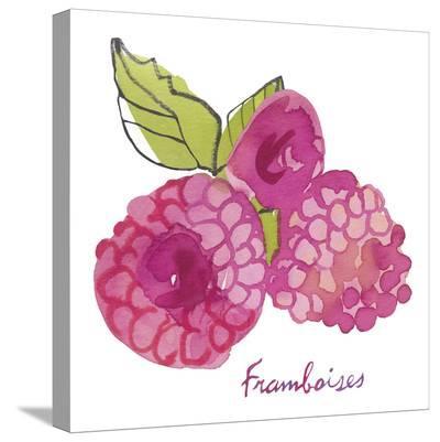 Framboises-Sandra Jacobs-Stretched Canvas Print