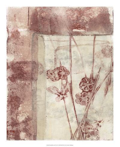 Framed Blossoms I-Jennifer Goldberger-Giclee Print