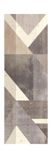 Framework IV with Taupe-Veronique Charron-Art Print