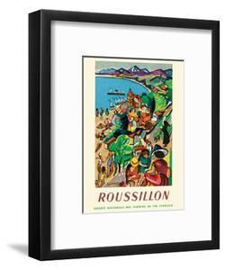 Roussillon - Collioure, France - SNCF (French National Railway Company) by Fran?ois Desnoyer