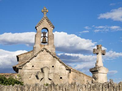 France, a Classified Historic Monument from the 12th Century-Julie Eggers-Photographic Print