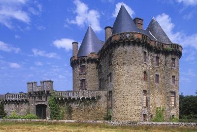 France, Brittany, Ille-Et-Vilaine, Broualan Landal Castle--Giclee Print