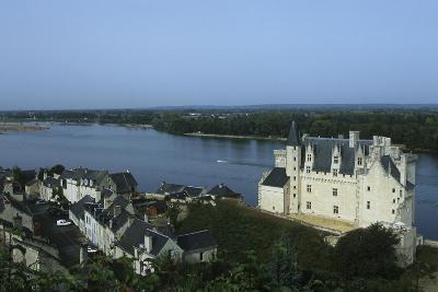 France, Centre Montsoreau Castle Fortress--Giclee Print
