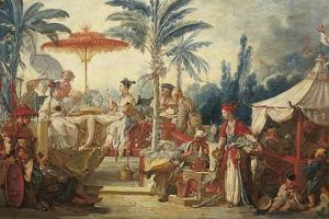 France, Chinoiseries, the Feast of the Chinese Emperor