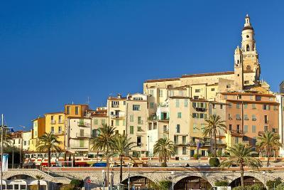 France, Cote D'Azur, Menton-Chris Seba-Photographic Print