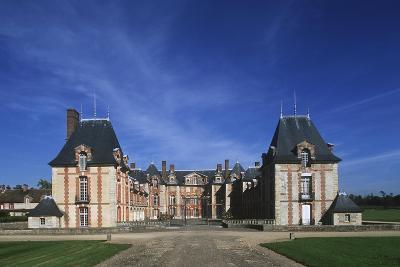 France, Ile-De-France, 16th Century Grosbois Castle--Giclee Print