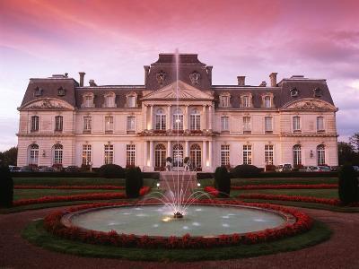 France, Loire Valley, Artigny Castle--Giclee Print
