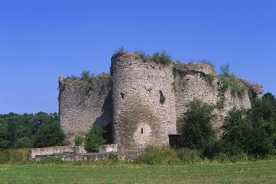 France, Lorraine, 13th Century Geroldseck Fortress--Giclee Print