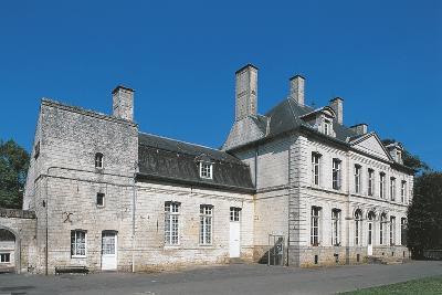 France, Nord-Pas-De-Calais, Duisans, Castle--Giclee Print
