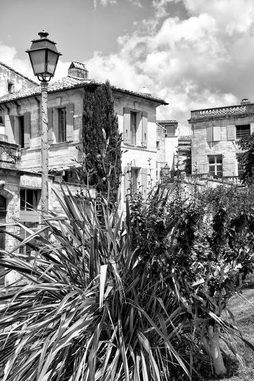 France Provence B&W Collection - Uz�Architecture-Philippe Hugonnard-Photographic Print