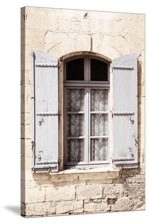 France Provence Collection - French Window-Philippe Hugonnard-Stretched Canvas Print