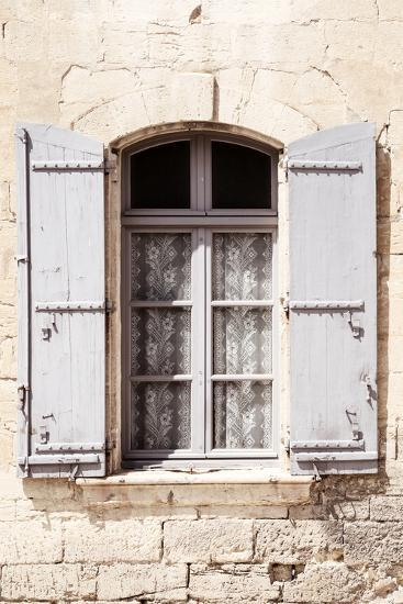 France Provence Collection - French Window-Philippe Hugonnard-Photographic Print