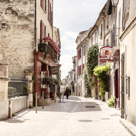 France Provence Square Collection - Wonderful Frrench Provence - Uzès-Philippe Hugonnard-Photographic Print
