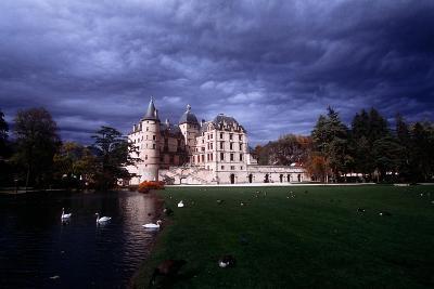 France, Rh?ne-Alpes, Vizille Castle, Built by Duke of Lesdigui?res in 17th Century--Giclee Print