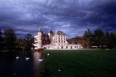 France, Rhône-Alpes, Vizille Castle, Built by Duke of Lesdiguières in 17th Century--Giclee Print