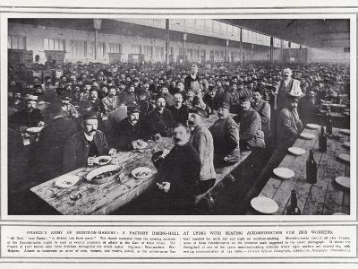 France's Army of Munition-Makers--Photographic Print