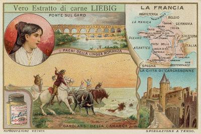 France--Giclee Print