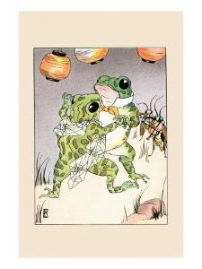 Dance With Billy Bullfrog by Frances Beem