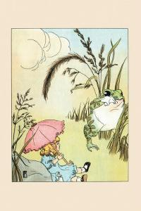 Marian, the Freckled Frog, And the Doll by Frances Beem