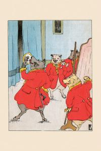 New Coats For the Pigs by Frances Beem