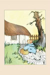 Poor Guinea Pig by Frances Beem