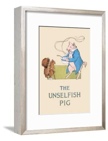 Unselfish Pig