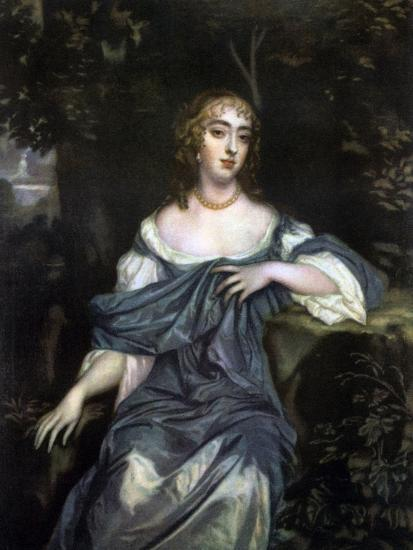 Frances Brooke, Lady Whitmore, Late 17th Century-Peter Lely-Giclee Print