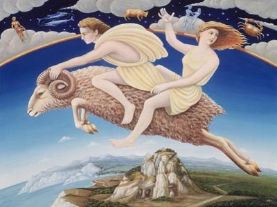 Aries, 1988 by Frances Broomfield