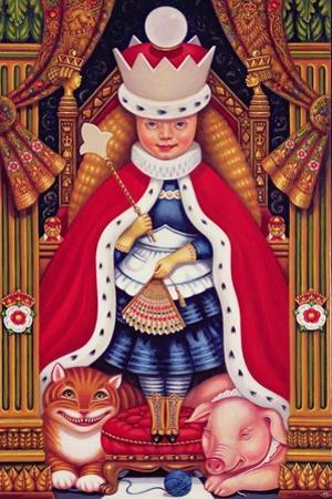 Queen Alice, 2008 by Frances Broomfield