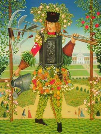 The Chelsea Gardener, 1995 by Frances Broomfield