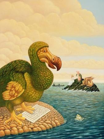 The Dodo, 1993 by Frances Broomfield