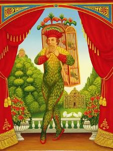 The Magic Flute, 1998 by Frances Broomfield