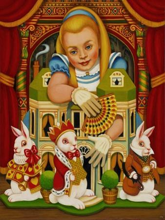 The White Rabbit's House, 2015 by Frances Broomfield