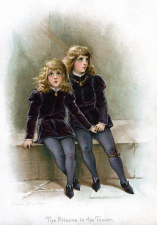 The Princes in the Tower, 1897