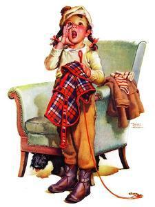 """Here Boy!,""December 5, 1936 by Frances Tipton Hunter"