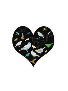 A Group of Birds Is Called a Flock by Francesca Iannaccone