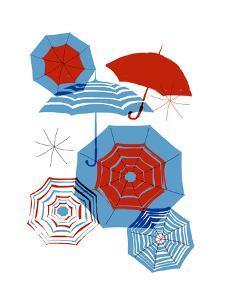 Umbrellas by Francesca Iannaccone