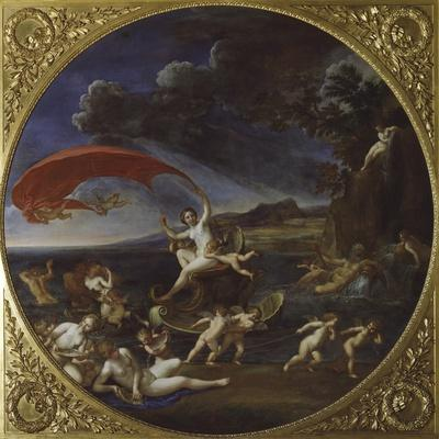 Allegory of Water, from Series Four Elements, Circa 1627