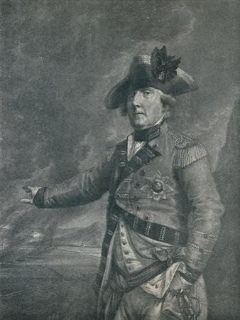 'George Augustus Elliot (Lord Heathfield), Governor of Gibraltar', 1788 (1909)