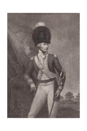 'Lieut.-Colonel Cox, Bloomsbury Volunteers', 18th century, (1909)