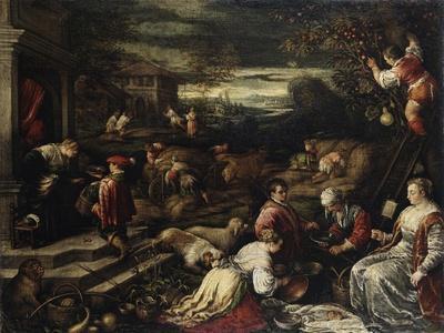 Summer, 16th Century