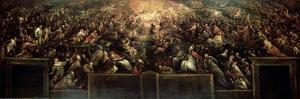 The Paradise, C1582-C1585 by Francesco Bassano